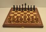 Шахматы махагон 45 Классические 7