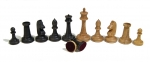шахматные фигуры Классические 5 утяжеленные