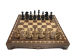 шахматный Ларец темный Виктория s