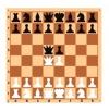 Шахматы Демонстрационные цельные 40х40
