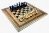 шахматы смешанные бук тонированные средние