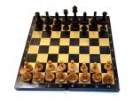 шахматы Черные золото Классические 7