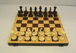 Шахматы Айвенго обиходные в пластиковой доске